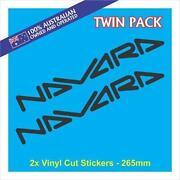 Navara Stickers
