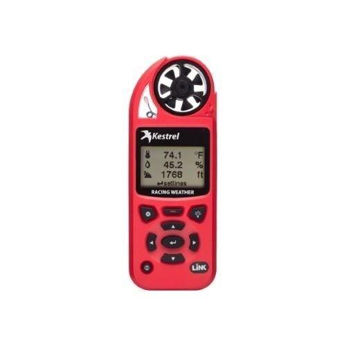 Kestrel 5100 Racing Weather Meter with Bluetooth LiNK - Red - 0851LRED - Dealer