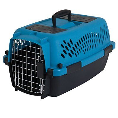 Petmate Pet Carriers - Petmate Small Pet Carrier Crates Dog Cat Porter Travel Kennel Portable Case Bed