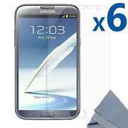 Galaxy Note 2 Screen Protector