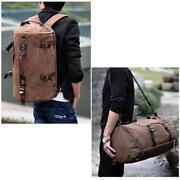 Mens Vintage Backpack