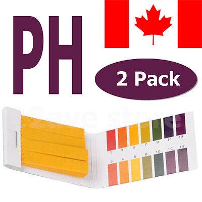 160x Ph Indicator Test Strips Laboratory 1-14 Paper Litmus Tester Saliva Urine