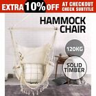 Cotton Hammocks with Spreader Bar