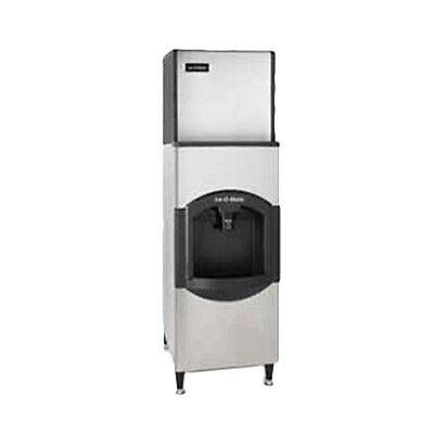 Ice-o-matic Cd40022 Floor Ice Dispenser With 120 Lb Capacity Ice Storage Bin