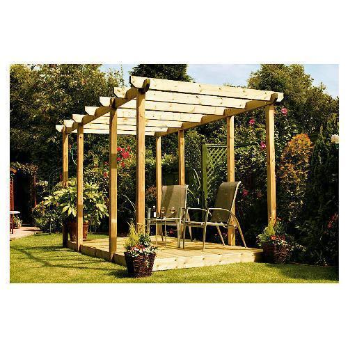 Wooden Gazebo | Ebay