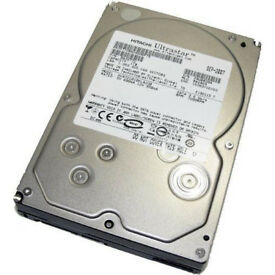 Hitachi 750 GB SATA Hard drive