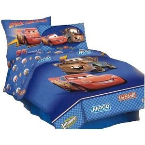 CARS Complete twin bedding set