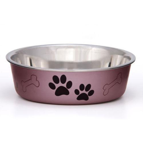 Large Metal Dog Bowls