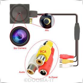 Mini Spy cctv camera Hidden Audio Video Surveillance HD Indoor Security Camera