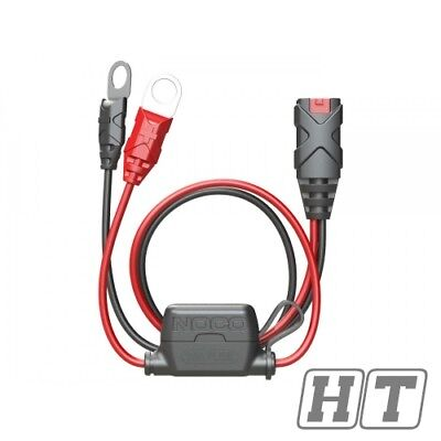 BATTERY CONNECTION CABLE WITH EYELETS XL FOR NOCO CHARGERS