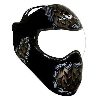 New Save Phace EFP Elementary Series Grinding Welding Helmet Mask - Metal Hed