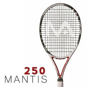 MANTIS 250 MP 100 TENNIS RACQUET  GRIP 4 1/ 2 -NEW