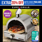 Wood Stainless Steel Pizza Oven BBQs