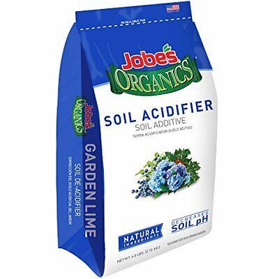 Jobes Organics Soil Acidifier For Blueberries & Other Acid Loving Plants (6 lbs)