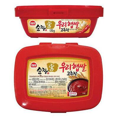 Korean gochujang SunChang Gung Red Pepper Paste Gochujang 170g(6 oz)