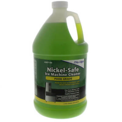 Nu-calgon 4287-08 De-scaling Nickel-safe Ice Machine Cleaner 1 Gallon