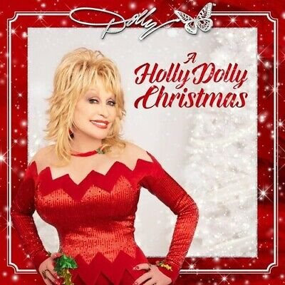 Dolly Parton **A Holly Dolly Christmas **BRAND NEW FACTORY SEALED CD!!!