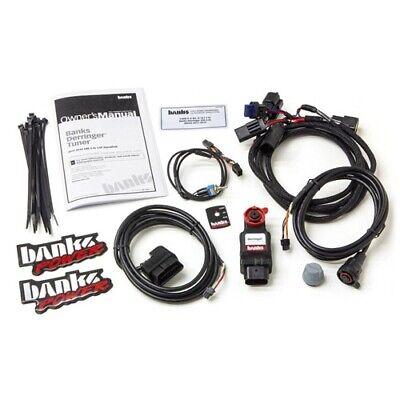 Banks Power 66682 Derringer Tuner w/Switch -Gen 2 17-19 Chevy/GMC Duramax Diesel