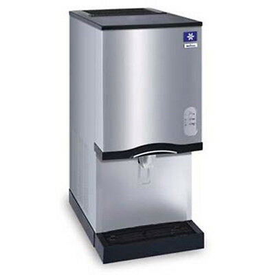 Nugget Ice Maker And Push Button Water Dispenser 12 Lb. Bin Storage 35h