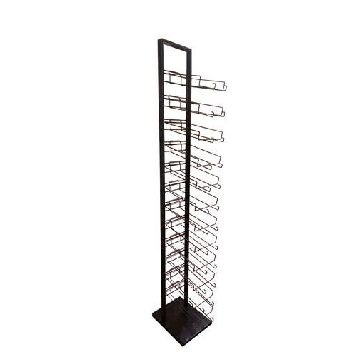72 Baseball Cap Hat Rack Floor Stand - Cap Tower Display