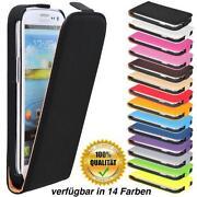 Leder Flip Case Samsung Galaxy S3