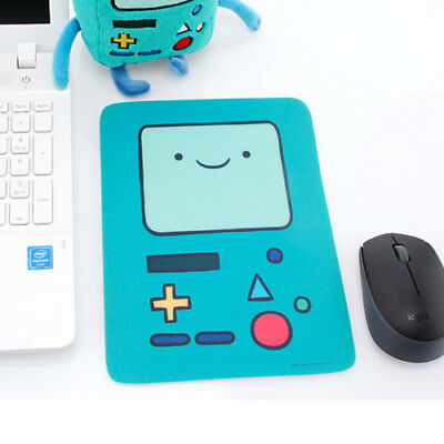 Adventure Time Bmo Beemo Mouse Pad Mat Desk Accessory Room Decoration Finnjake