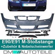 BMW E90 M Sport Front Bumper