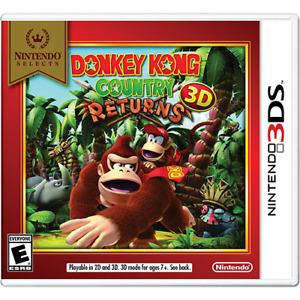 Donkey Kong Country 3DS and Assassin's Creed Syndicate for $10