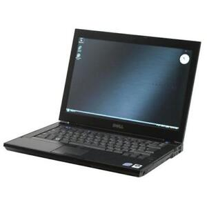 Dell Latitude E6400 -Core 2 Duo P8700 2.50 GHz - 4 GB RAM - 160 GB HDD - Windows 8.1