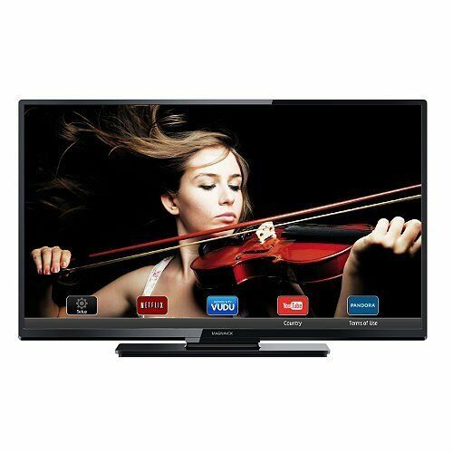 "NEW Magnavox 43"" Class 1080p LED Smart HDTV, 43MV314X/F7"