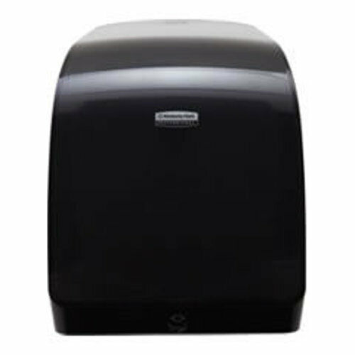 Kimberly-Clark 34368 Black Mod Electronic Hrt Roll Towel Dispenser