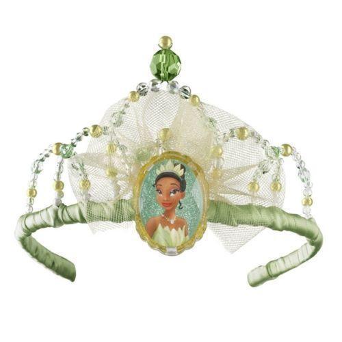 Princess Tiana Shoes: Princess And The Frog Costume