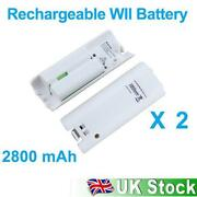 Rechargeable Batteries for Wii Controller