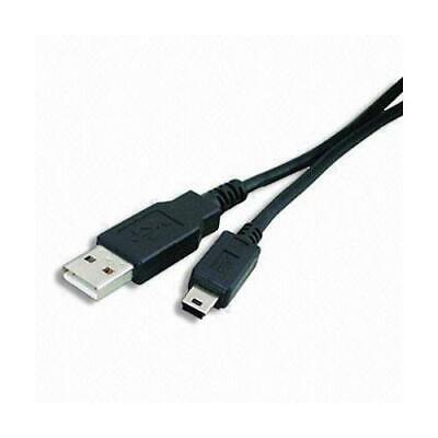 USB Data Sync Cable For Garmin Zumo 660 660LM Motorcycle Sat Nav GPS PC Lead segunda mano  Embacar hacia Spain