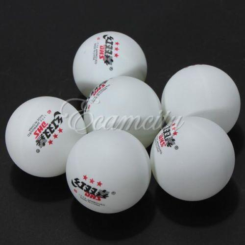 Table Tennis Balls 3 Star Ebay