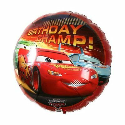 Balloon Cars