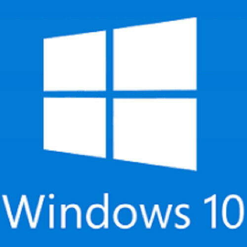 Windows 10 upgrade DVD Software