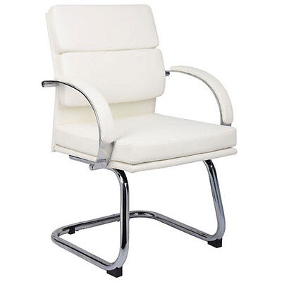 Modern Guest Chair Designer White Or Black Conference Chairs Meeting Room Office