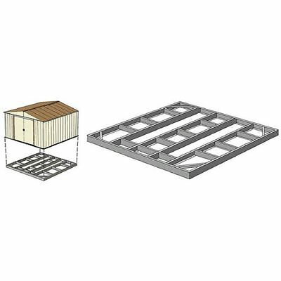 Arrow Shed FDN1014 Base Kits Fits 10'x12', 10'x13' & 10'x14' Sheds - Frame (Shed Base)