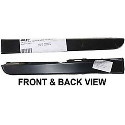 FRONT BUMPER FILLER DRIVER SIDE BELOW HEADLAMP FOR 1995-1997 TOYOTA TACOMA 4WD