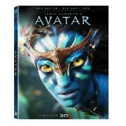 3D Blu Ray Movies Avatar