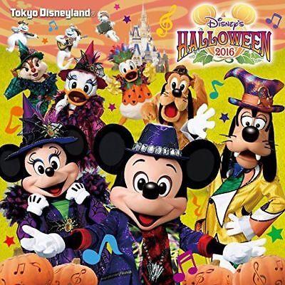 [CD] Tokio Disneyland Disney Halloween 2016 Neu aus Japan