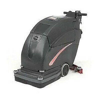 Auto Floor Scrubber - Two 130 Amp Batteries - Cleaning Width 20 - 34hp 2 Stage