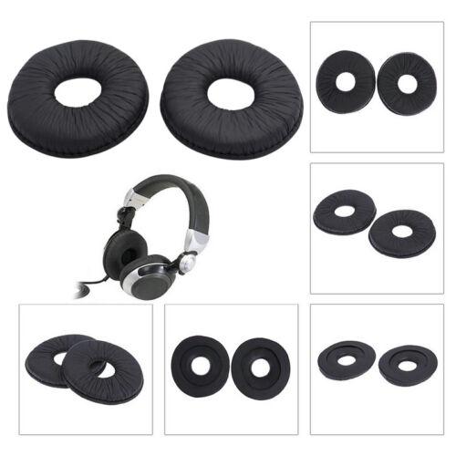 Technics Headphone RP DJ1200 DJ-1210 Replacement Ear Pads Business Top T5C2 F1Q6 - $7.09