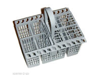 Dishwasher Cutlery Basket Genuine C00257140 Hotpoint, Indesit, Creda and Ariston