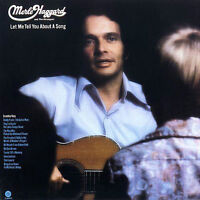 Merle Haggard- Let me tell you about a song - Record