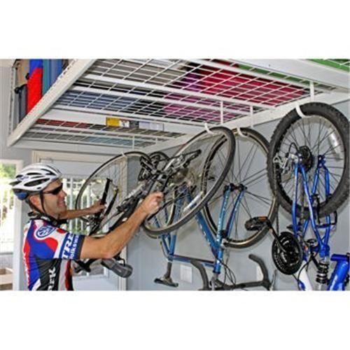 SafeRacks Hook Accessory Pack 6 Bike HOOKS, 2 Ladder / Surfboard Hooks,2 utility