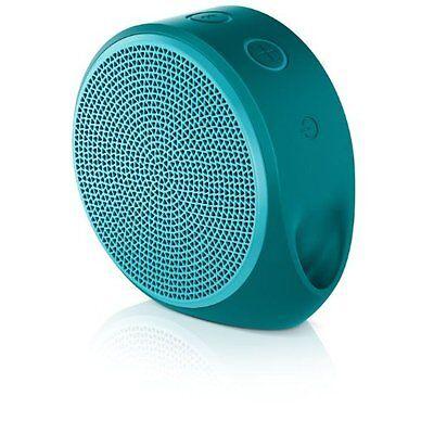 Logitech X100 Mobile Bluetooth Speaker Handy Tablet Lautsprecher grün NEU DHL