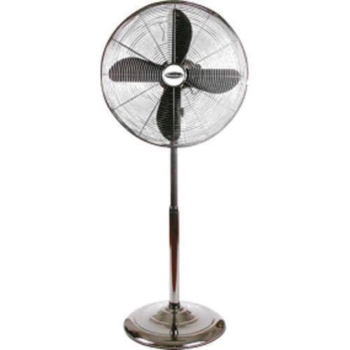 Metal oscillating fan ebay for 14 inch chrome floor standing fan