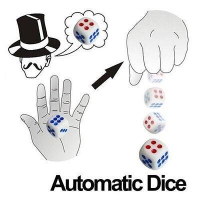 Zaubertrick Illusionszauber Würfel Zahl vorhersagen Zauberer zaubern Magier WOW